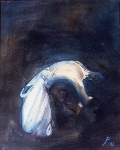 ghost dancer sorrow 12 by 9nhalf